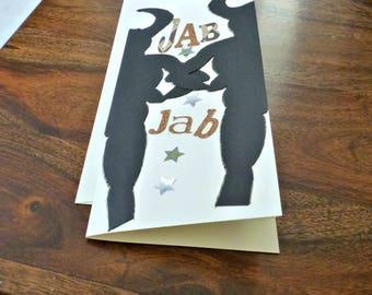 Carnival Collection 2017 - Jab Jab Greeting Card No: 3