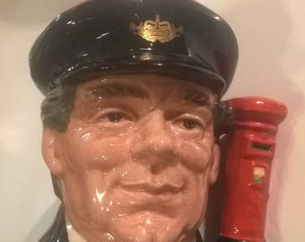Royal Doulton 'The Postman'