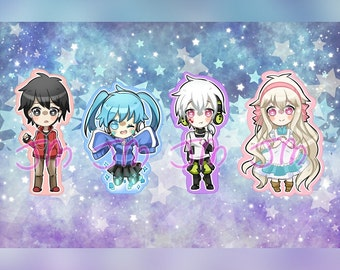 Kagerou Project Laminated Charm