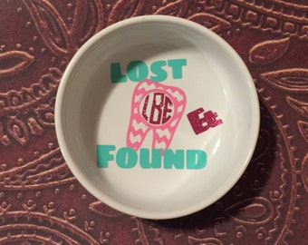 Lost & Found tooth fairy dish