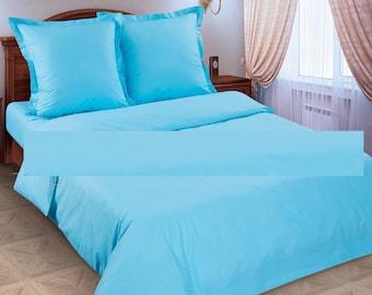 Bed linen is 100% cotton (Poplin)