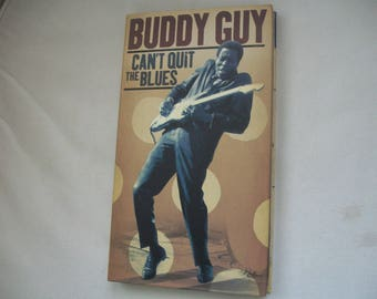 """Buddy Guy """"Can't Quit The Blues"""" Box Set CD's"""