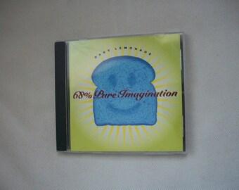"Baby Lemonade ""68% Pure Imagination"" CD"