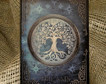 The Book Of Dreams Journal A6