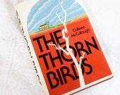 Book  The Thorn Birds  by Colleen McCullough First Edition 1977