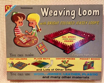 Weaving Loom 1959