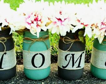 HOME Mason Jar Decor