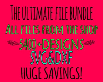 Vector bundle SVG bundle Sale All SVG design bundle Svg collection bundle All shop svg Bundle  Huge Savings Silhouette cut file Cricut Vinyl