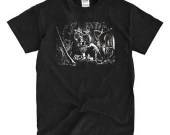 King Kong Original Screenshot - Black T-shirt