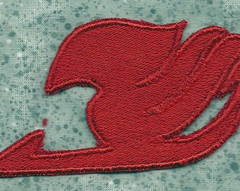 Fairy Tail Guild inspired Sew on Patches