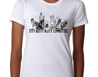 Itty Bitty Kitty Committee