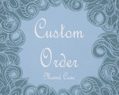 Custom Order for Leelee Roman. Angel