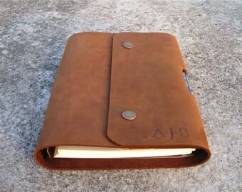Sketchbook / Leather Sketchbook / Drawing Book / Leather Portfolio / Sketchbook portfolio / Leather Notebook / Pencil Case / Artist Book