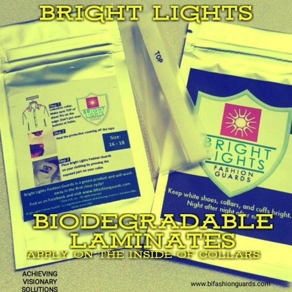 Collar Guards (Bright Lights Fashion Guards)