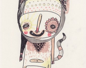 Original Monster Artwork 07