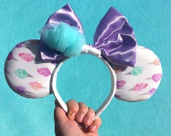 Cotton Candy Ears