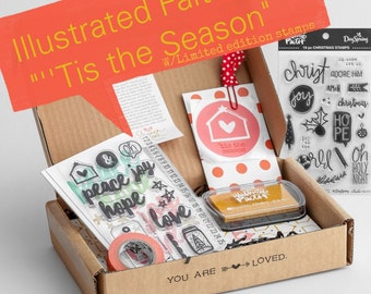 Tis the Season- illustrated faith kit