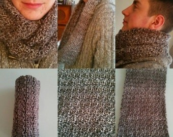 Ultra soft mixed Snood