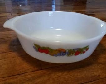 Set of two (2) Casserole dishes