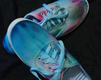 Cool Color Shoes
