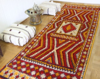 moroccan carpet berber kilim rug hand knotted moroccan tapis moroccan rugs taznaght zemour berber rugs old