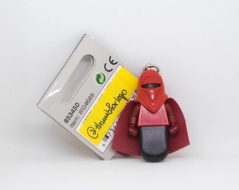 Imperial Knight Lego keychain USB stick (SanDisk)