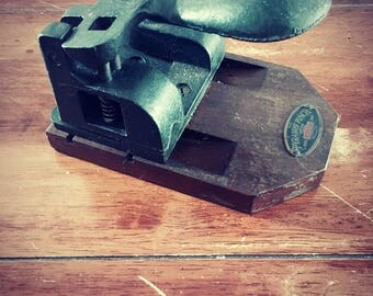 Vintage Hole Punch.