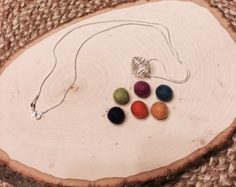 EO Diffuser Necklace