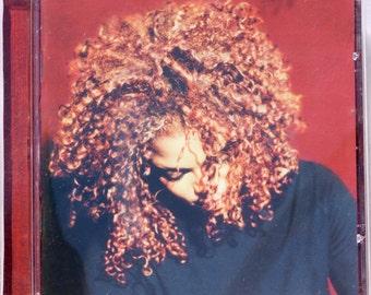 Janet Jackson The Velvet Rope CD