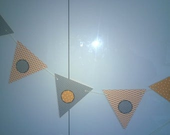 Bunting/Party Bunting/Childs Bunting/Nursery Bunting/Party Decor/Nursery Decor/Baby Shower Decor/Party Decor