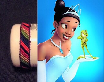 Disney Princess Inspired Friendship Bracelets