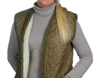 vest; women vest; wool vest; rain wear vest; warm vest; winter vest; rain coat vest