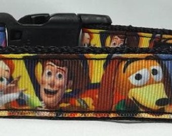 Toy Story Dog Collar -  Dog Collar FREE Shipping
