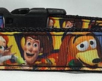 Toy Story Dog Collar -  Dog Collar FREE Shipping