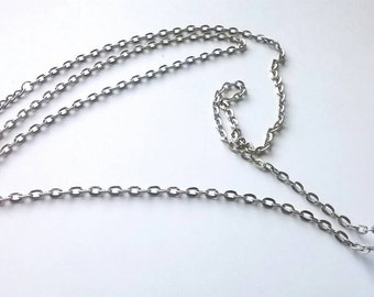 Renetta's Clear Crystal Necklace
