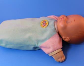 Vintage 1991 Mattel Magic Nursery Baby Doll