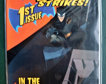 DC Comics Batman Strikes First Issue 'In the Clutches of Penguin' NM