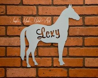 Personalized Horse Design
