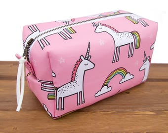 Unicorn Bag - Unicorn Gifts - Makeup Bag - Makeup Storage - Makeup Organizer - Cosmetic Bag - Cute Makeup Bags - Waterproof Makeup Bag #21
