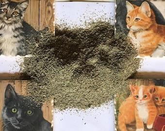 Catnip (Nepeta cataria) Dried Foliage Herb Tea Catmint Catswort Organic 1g-1lb