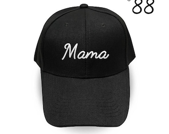 Mama Baseball Cap Fashion Hipster Embroidery Hat Mother Hat Cotton Cap Cotton Pinterest Instagram Tumblr