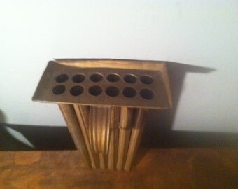 Candle Mold - Antique Twelve Tapered  PRICE REDUCED