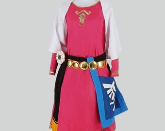The Legend of Zelda Princess Zelda Cosplay Costumes