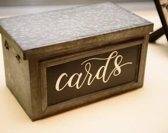 Wedding Card Box l Event Card Box