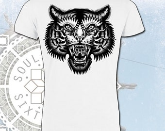 Soulshaker69 Tiger Tshirt
