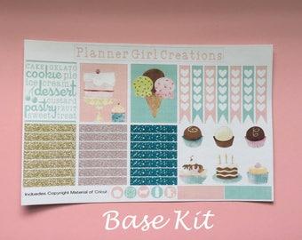 Sweet Treat Mini-Kit for use in Erin Condren
