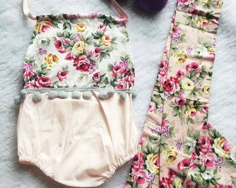 Free Shipping,Baby,Floral,Flowers,Girl,Princess,Outfit,Costume,Newborn,Welcome Home,Gift,Mom to be