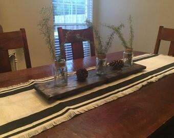 Rustic Table Centerpiece - Flat