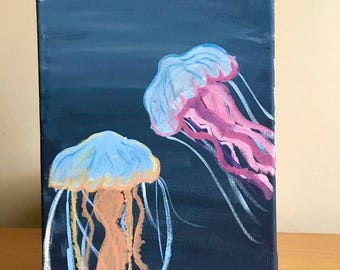 Jellyfish Deep Ocean