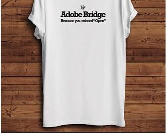 Adobe Bridge T Shirt